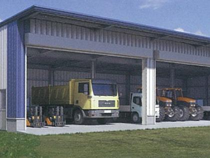 メタルガレージ