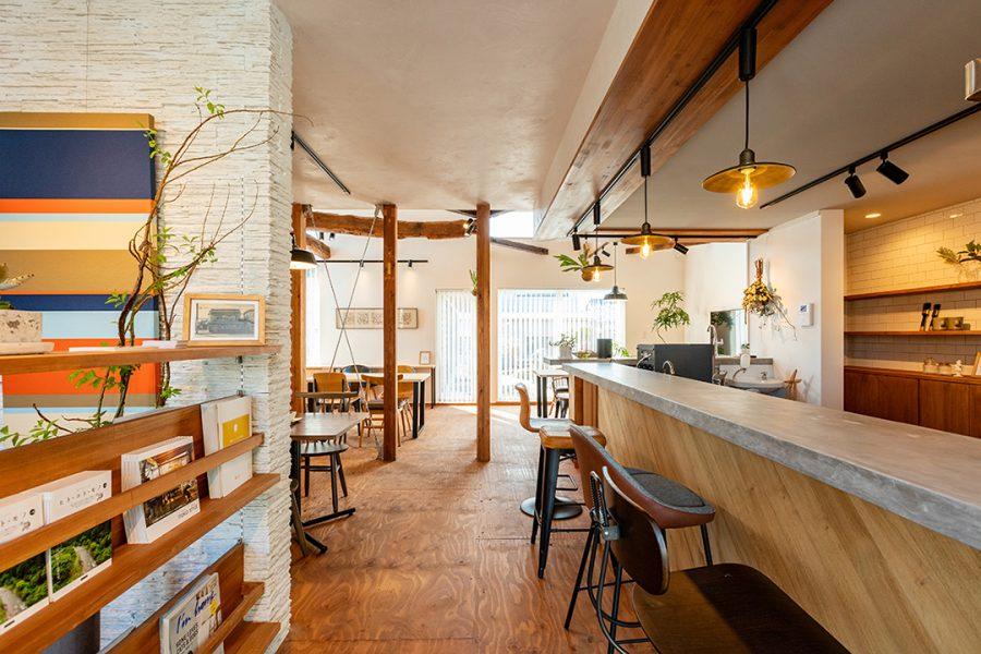 カフェのようなおしゃれな空間